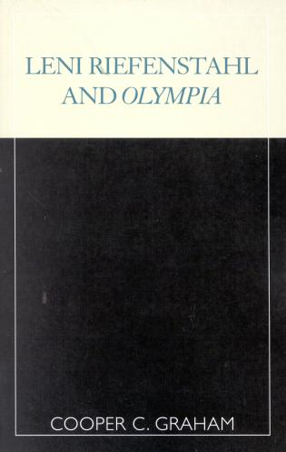 Cover image for the book Leni Riefenstahl and Olympia