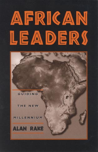 Cover image for the book African Leaders: Guiding the New Millennium
