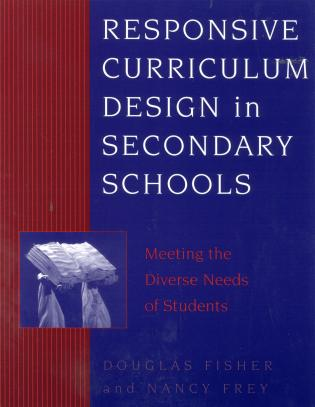 Cover image for the book Responsive Curriculum Design in Secondary Schools: Meeting the Diverse Needs of Students