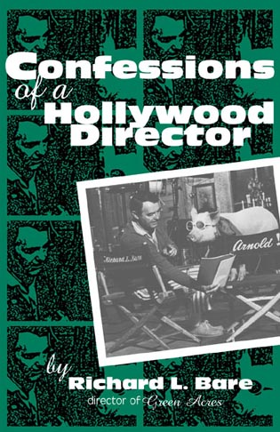 Cover image for the book Confessions of a Hollywood Director