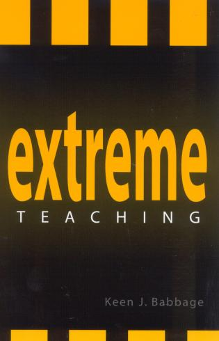 Cover image for the book Extreme Teaching