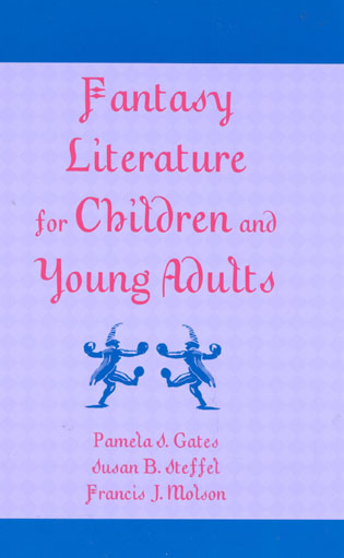 Cover image for the book Fantasy Literature for Children and Young Adults