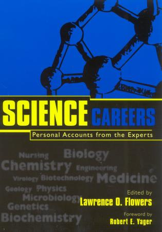 Cover image for the book Science Careers: Personal Accounts from the Experts