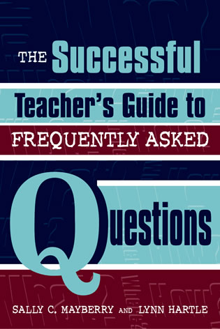 Cover image for the book The Successful Teacher's Guide to Frequently Asked Questions