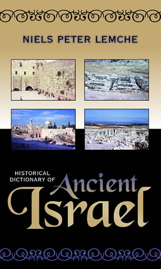 Cover image for the book Historical Dictionary of Ancient Israel
