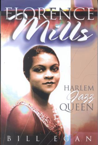 Cover image for the book Florence Mills: Harlem Jazz Queen
