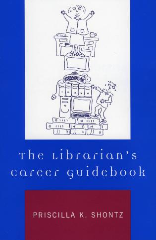 Cover image for the book The Librarian's Career Guidebook
