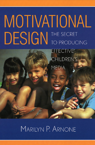 Cover image for the book Motivational Design: The Secret to Producing Effective Children's Media