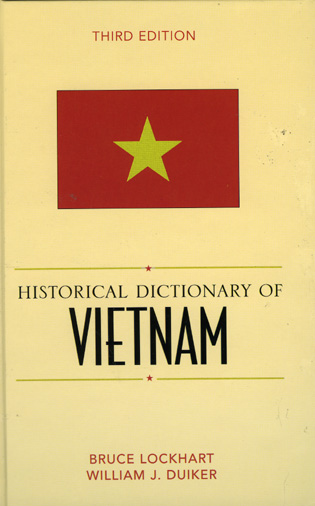 Historical Dictionary of Brunei Darussalam