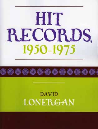 Cover image for the book Hit Records: 1950-1975