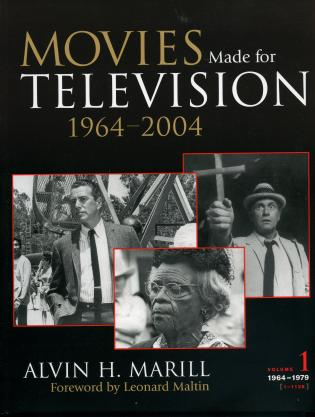 Cover image for the book Movies Made for Television: 1964-2004, 5 Volumes
