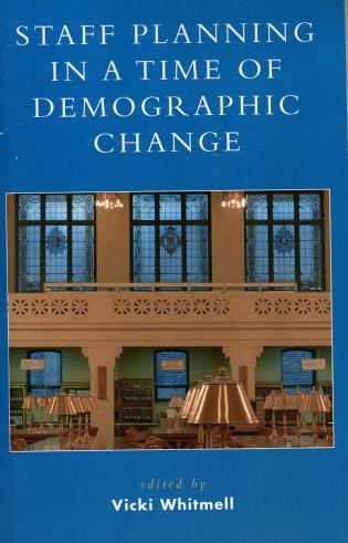 Cover image for the book Staff Planning in a Time of Demographic Change
