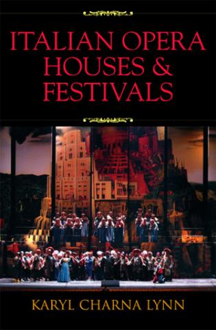 Cover image for the book Italian Opera Houses and Festivals