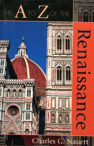 Cover image for the book The A to Z of the Renaissance