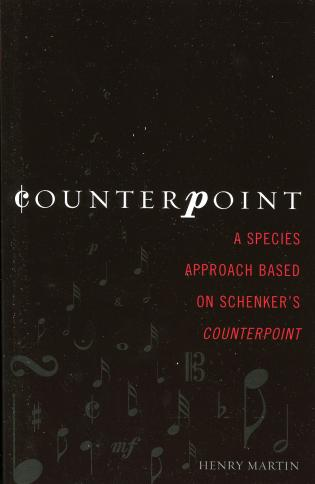 Cover image for the book Counterpoint: A Species Approach Based on Schenker's Counterpoint