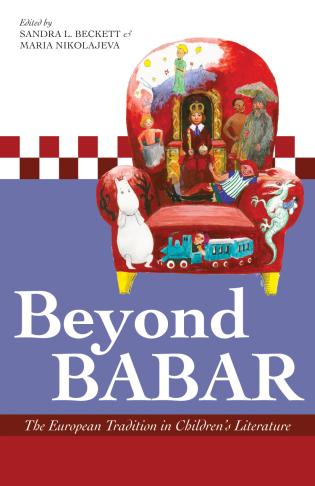 Cover image for the book Beyond Babar: The European Tradition in Children's Literature