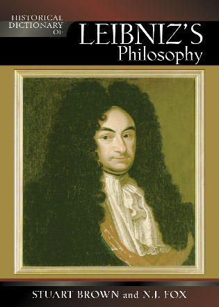 Cover image for the book Historical Dictionary of Leibniz's Philosophy