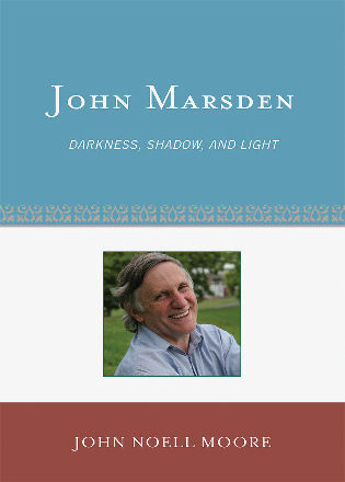 Cover image for the book John Marsden: Darkness, Shadow, and Light