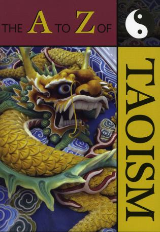 Cover image for the book The A to Z of Taoism