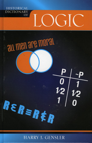 Cover image for the book Historical Dictionary of Logic