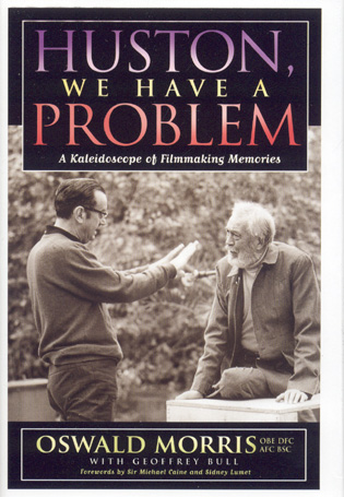 Cover image for the book Huston, We Have a Problem: A Kaleidoscope of Filmmaking Memories