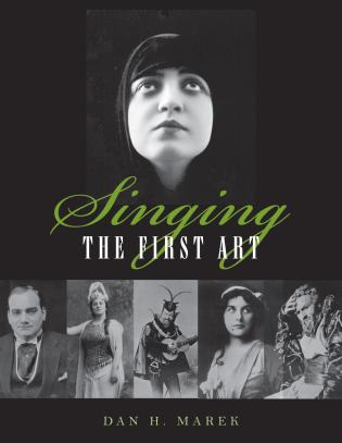 Cover image for the book Singing: The First Art