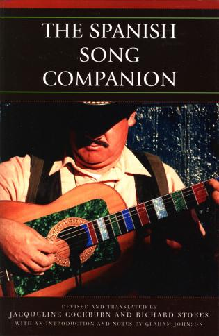 Cover image for the book The Spanish Song Companion