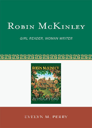 Cover image for the book Robin McKinley: Girl Reader, Woman Writer