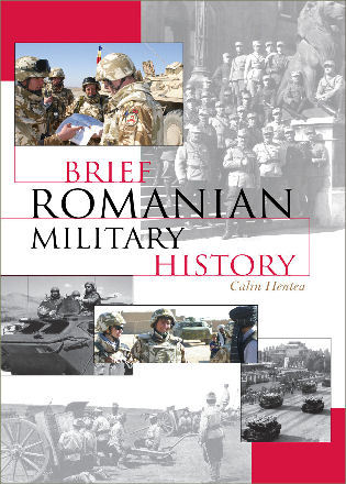 Cover image for the book Brief Romanian Military History