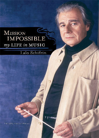 Cover image for the book Mission Impossible: My Life in Music