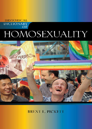Cover image for the book Historical Dictionary of Homosexuality