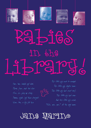 Cover image for the book Babies in the Library!