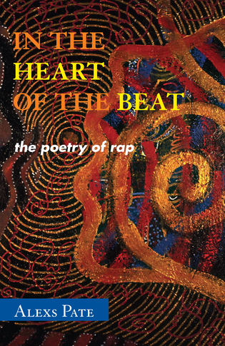 Cover image for the book In the Heart of the Beat: The Poetry of Rap
