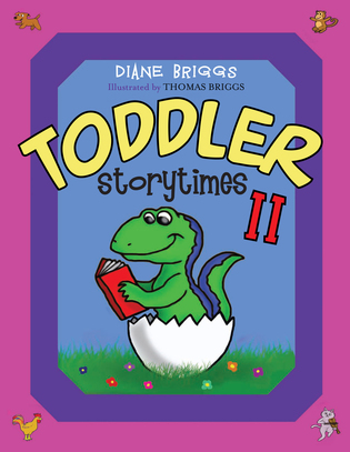 Cover image for the book Toddler Storytimes II