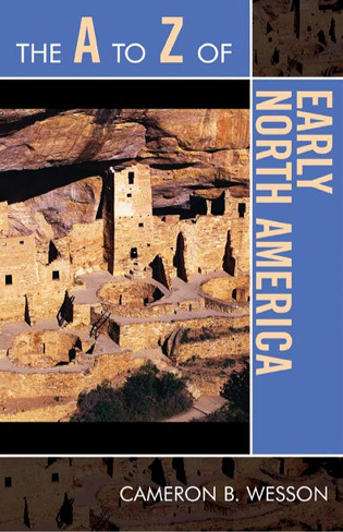 Cover image for the book The A to Z of Early North America