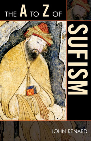 Cover image for the book The A to Z of Sufism