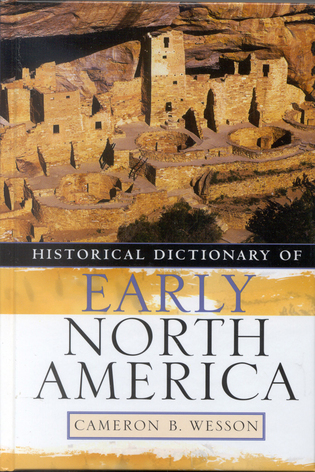 Cover image for the book Historical Dictionary of Early North America