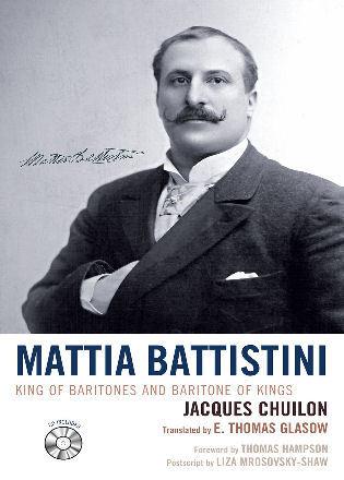 Cover image for the book Mattia Battistini: King of Baritones and Baritone of Kings