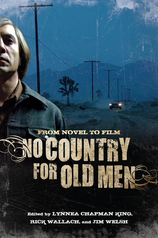 Cover image for the book No Country for Old Men: From Novel to Film