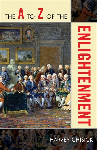 Cover image for the book The A to Z of the Enlightenment