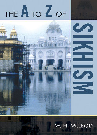 Cover image for the book The A to Z of Sikhism