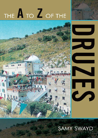 Cover image for the book The A to Z of the Druzes