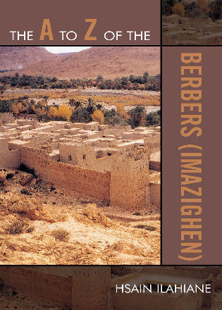 Cover image for the book The A to Z of the Berbers (Imazighen)