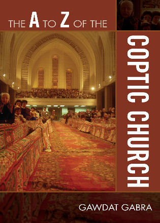 Cover image for the book The A to Z of the Coptic Church
