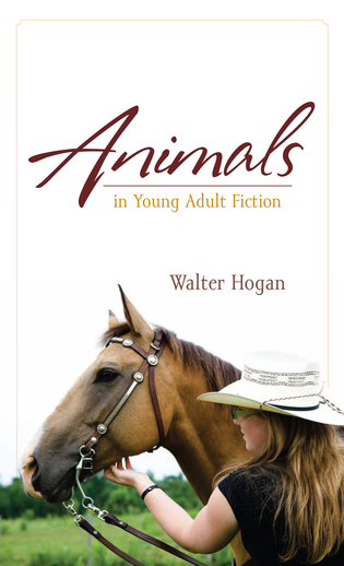 Cover image for the book Animals in Young Adult Fiction