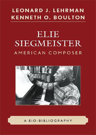elie siegmeister biography of nancy