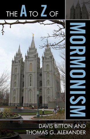 Cover image for the book The A to Z of Mormonism
