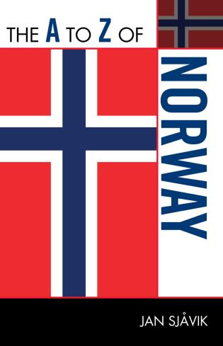 Cover image for the book The A to Z of Norway