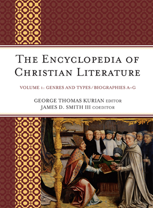 Cover image for the book The Encyclopedia of Christian Literature, 2 Volumes