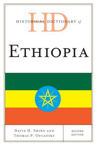 Cover image for the book Historical Dictionary of Ethiopia, Second Edition